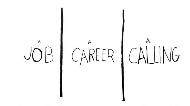 job carrer calling