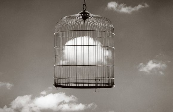 cloud in a cage